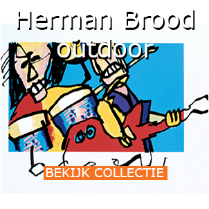 Herman Brood Cat photoshop